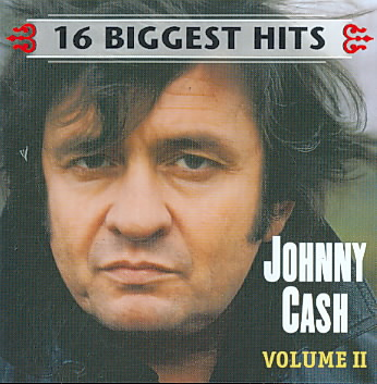 16 BIGGEST HITS VOLUME II BY CASH,JOHNNY (CD)