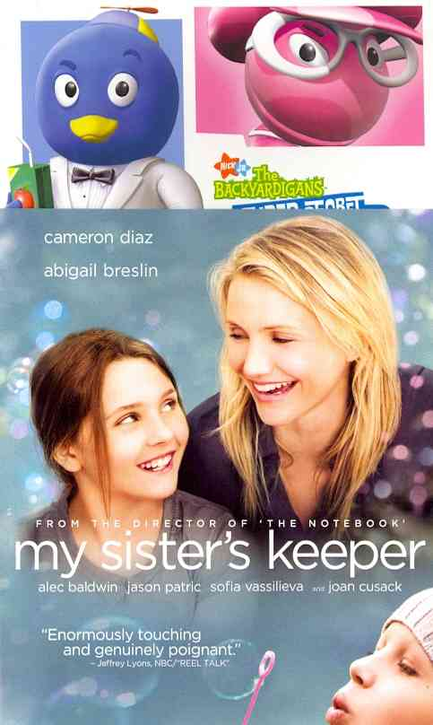 MY SISTER'S KEEPER BY DIAZ,CAMERON (Blu-Ray)