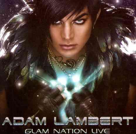 GLAM NATION LIVE BY LAMBERT,ADAM (CD)